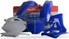 Plastic Kit OE Blue - For 03-05 Yamaha YZ250 YZ250F YZ450F