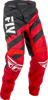 F-16 Pants Red/Black Size 40