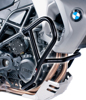 Black Engine Guards - BMW F650/700/800GS