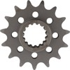 Countershaft Steel Sprocket 15T - For 08-16 Aprilia