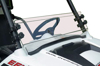 Half Windscreen Clear - For 08-17 Polaris RZR