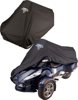 Can-Am Spyder Full Cover Black - For 10-16 Can-Am RT
