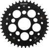 Stealth Rear Sprocket 40T Black 520 Conv - Ducati
