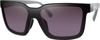 Boost Sunglasses Black W/Grey/Purple/Silver Mirror Lens