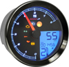 Tnt-B Multi-function Gauge (Black) - 15-up Yamaha Bolt