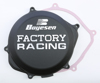 Black Factory Racing Clutch Cover - 09-16 Honda CRF450R