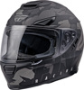 Sentinel Ambush Helmet Camo/Grey/Black Medium