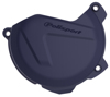 Clutch Cover Protector Blue - 14-16 Husqvarna FC/FE 250/350