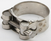 Stainless Exhaust Clamp 44mm-47mm