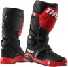 Radial Dirt Bike Boots - Black & Red Men's Size 13