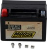 YTX AGM Maintenance Free Battery 135CCA 12V 8Ah Factory Activated - Replaces YTX9-BS