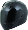 EXO-R320 Full-Face Solid Motorcycle Helmet Solid Black X-Small