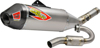 Ti-6 Pro Titanium Full Exhaust w/ Carbon Fiber Cap - For 2021 Kawasaki KX250F
