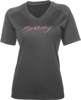 Women's Action Jersey Black/Pink Small