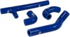 Blue Race Radiator Hose Kit - For 17-18 Husqvarna FE250 FE350