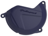 Clutch Cover Protector Blue - For 14-16 Husqvarna FC/FE450