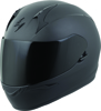 EXO-R320 Full-Face Solid Motorcycle Helmet Matte Black Large