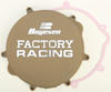 FACTORY RACING - CLUTCH COVER MAGNESIUM 96-08 Suzuki RM250