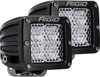 D-Series Pro Diffused Standard Mount Pod Light (PAIR)