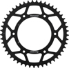 Rear Steel Sprocket 49T Black - For 83-17 Honda