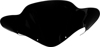 Windshield Black - Low - For 05-11 Arctic Cat M5 M6 M7 M8 M1000