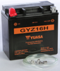 AGM Maintenance Free Battery GYZ16H