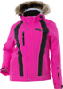 Divine III Riding Jacket Pink 1X-Large