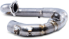 Stainless Steel Megabomb Exhaust Header - 18 Yz450F