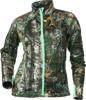 Performance Fleece Riding Jacket Realtree/Aqua Small