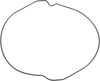Outer Clutch Cover Gasket / O-Ring - For 87-01 CR250R & 85-01 CR500R