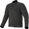 Ray Canvas V2 Street Riding Jacket Black US X-Large