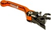 Flex Aluminum Mechanical Brake Lever Orange - For 14-20 KTM