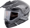EXO-AT950 Teton Cold Weather Helmet Black/Silver X-Small