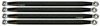 Extreme Radius Rods - For 14-17 Polaris RZR XP