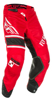 Kinetic Mesh Era Pants Red/White/Black Sz 26