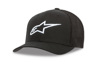 Women's Ageless Trucker Hat Black/White One Size Fits All