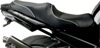 World Sport Performance CarbonFX 2-Up Seat Black/Silver Low - For ZX14