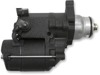 Supertorque Starter Motor 1.4 kW - Black - For 06-17 Harley