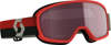 Buzz Pro Snowcross Red/Grey Goggle Rose