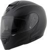 EXO-GT3000 Modular Solid Motorcycle Helmet Matte Black Small