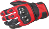 SGS MKII Gloves Red Small