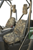 Bench Seat Cover Camouflage - For 02-08 Polaris Ranger