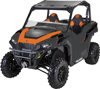 Half Windshield - For 16-17 Polaris General