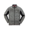 Lux Sweater Riding Jacket Charcoal Small