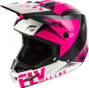 Elite Vigilant Helmet Pink/Black Youth Medium