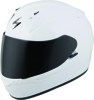 EXO-R320 Full-Face Solid Motorcycle Helmet White X-Small
