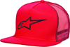 Corporate Trucker Hat Red