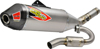 Ti-6 Titanium Full Exhaust w/ Carbon Fiber Cap - For 2021 Kawasaki KX250F