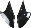 Replica Side Panels Black - For 03-12 Honda CRF150F CRF230F