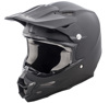 F2 Carbon Solid Helmet Matte Black XL